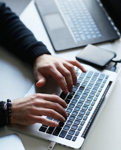consultor seo valencia - escribiendo