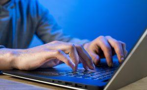 posicionamiento web en valencia - escribiendo